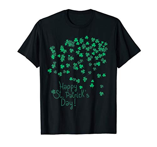 Happy St Saint Patrick's Day T Shirt