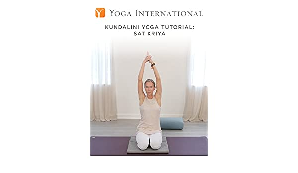 Amazon com: Watch Kundalini Yoga Tutorial: Sat Kriya | Prime Video