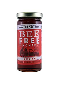 Honee 100% All-Natural Bee-Free, 12-Ounce (Pack of 4)