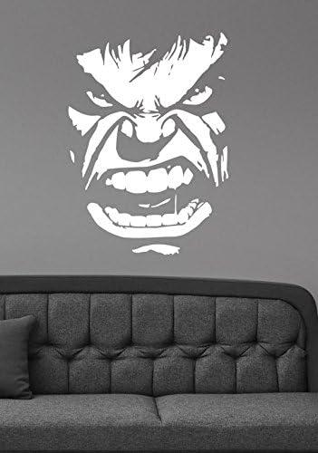 Hulk Fist Wall Decal Wall Sticker Vinyl Decor Door Window Mural Marvel