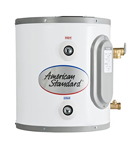 - American Standard CE-6-AS 6 gallon Point of Use Electric Water Heater