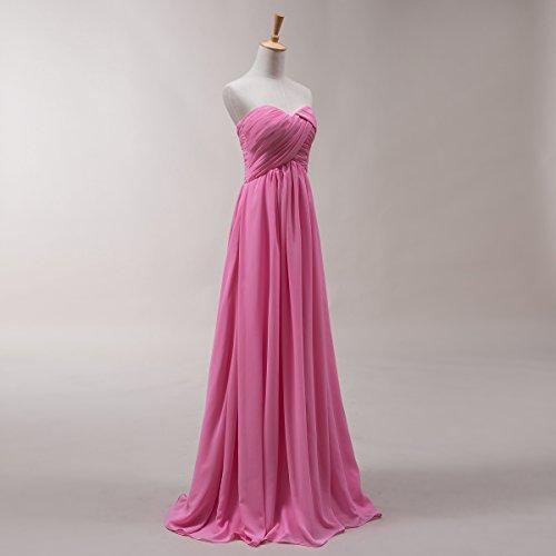 Novia Mall encanto de las mujeres dama vestidos fiesta Evening vestidos verde Hunter 46