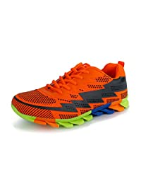 Hawkwell Men's Breathable Lightweight Athletic Running Shoes