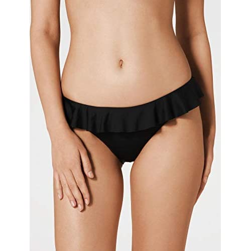im Angebot Calzedonia Damen Bikini-Slip Volant Indonesia APogVpq5