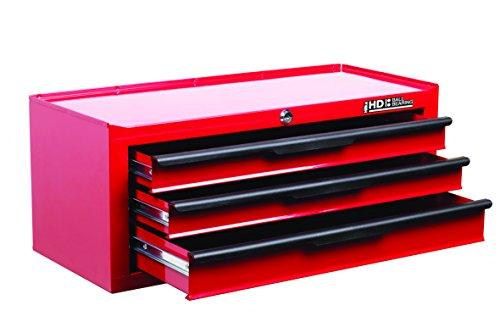 - Hilka G301C3BBS Heavy Duty 3-Drawer Add-On Tool Chest BBS by Hilka