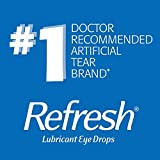 Refresh Optive Lubricant Eye Drops For Dry