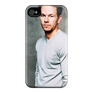For AlexandraWiebe Iphone Protective Cases, High Quality For Iphone 6 Mark Wahlberg Celebrities Skin Cases Covers