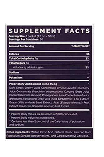New Jeunesse Reserve Supplement Antioxidant Fruit Blend 30 Packets/Box by jeunesse reserve (Image #3)