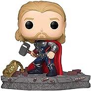 Funko Pop Marvel Avengers 587 Thor Assemble Deluxe
