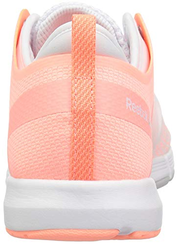 CROSSFIT Cross White Grace Women's Digital Trainer Reebok Tr Silver Pink U5TI6gWWqx