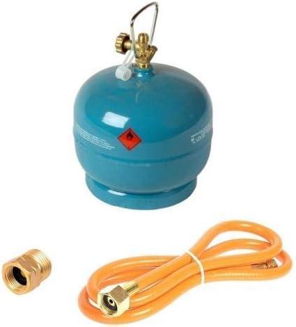 VITKOVICE MILMET S.A - Botella de Gas vacía (2 kg, propano ...