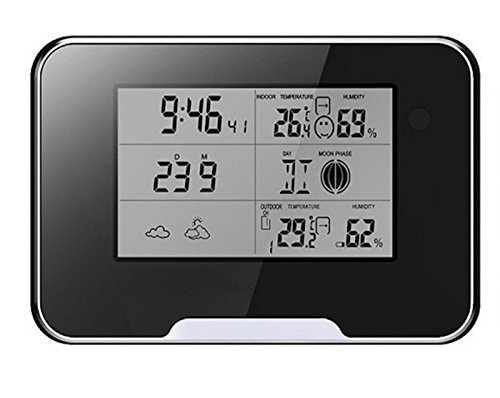 4 Gb Spy Cam (SpyStreet | MAC-WS2 | WiFi Spy Camera Weather Station | HD 1080P | Remote View From iPhone/Android | 4GB SD Card Included | USA Shipper)