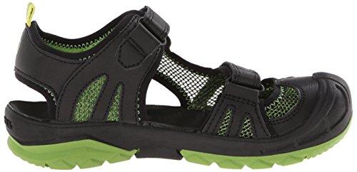 Merrell MerrellMl-b Hydro Rapid - Zapatillas Impermeables Para Chico, Color Negro Negro (Black/Green)