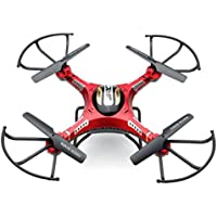 Vanvler Cool JJRC H8DH 6-Axis Gyro 5.8G FPV RC Quadcopter Drone HD Camera With Monitor