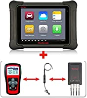 Autel Maxisys Elite+TS401+MV105+MP408 –Diagnostic Tool with ECU Coding & Programming TPMS Diagnostics & Service and...