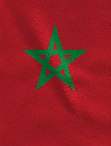 Chiné shirts Du Sweatshirt Maroc Gris Homme T Green Drapeau Turtle Bzx6qBCA