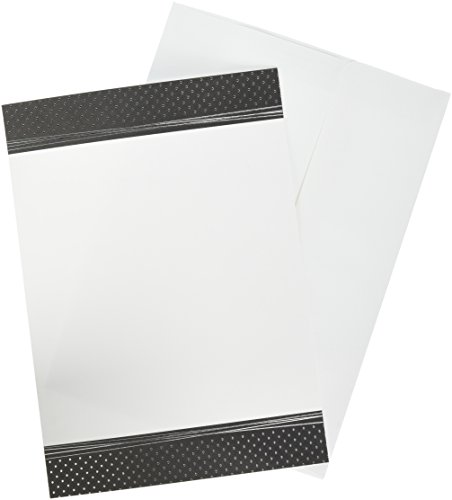 Great Papers! Delightful Dots Foil Flat Card Invitations With Envelopes - 2012120 - Great Papers Invitations