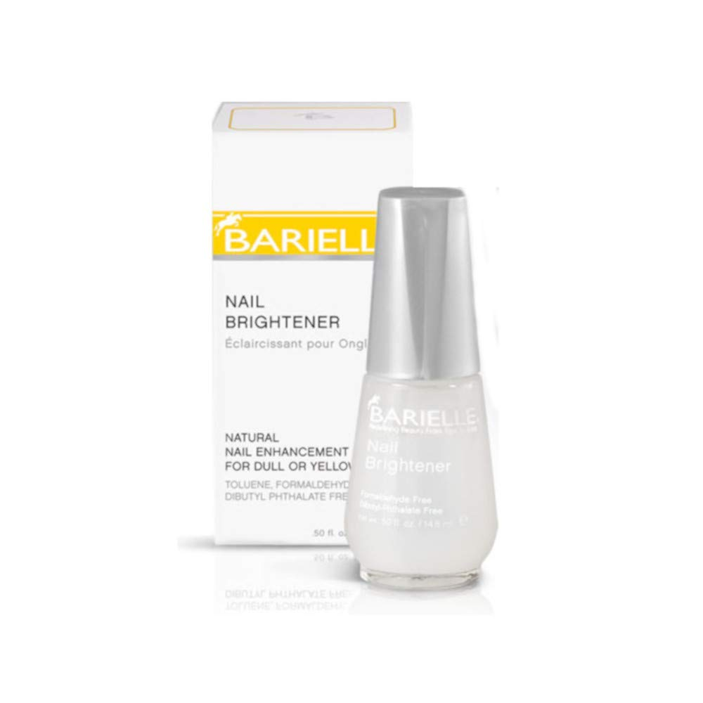 Barielle Nail Brightener For Dull Or Yellow Nails .5 fl. oz.
