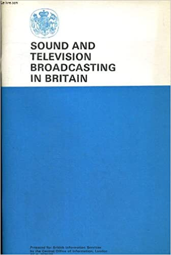 Amazon téléchargement gratuit ebooks pour kindle Sound and television broadcasting in britain. prepared for british information services by the central office of information FB2