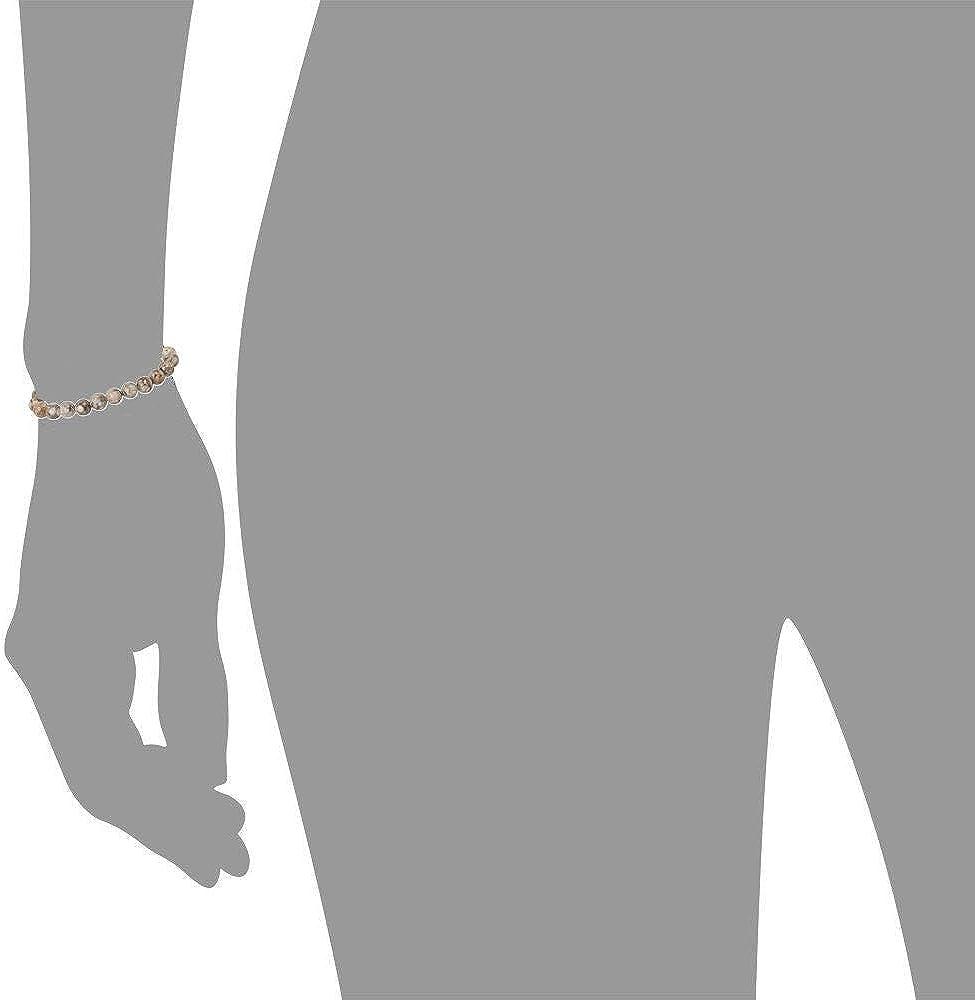 PowerBead Bracelet de Perles en Pierre pr/écieuse pour Le Yoga Reiki pour Homme et Femme