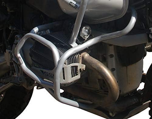 Sturzb/ügel//Schutzb/ügel HEED f/ür Motorrad R 1150 GS Adventure Silber - Bunker 01-05