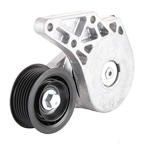 SCITOO Belt Tensioner with Pulley Fits 1992-1995 Volkswagen Corrado 1995-2002 Volkswagen Golf 1994-2002 Volkswagen Jetta 1993-1997 Volkswagen Passat (Vw Jetta Vr6)