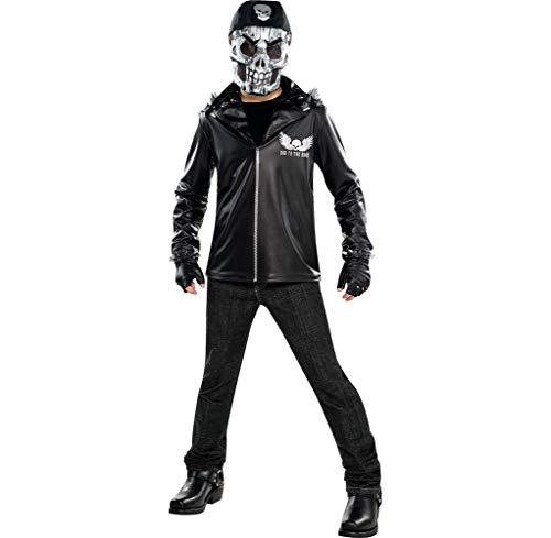 Amscan 841564 Costume, Standard, Black