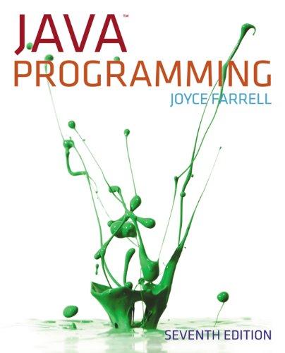 Download Java Programming Pdf