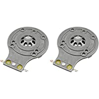 Diaphragm for JBL Speaker Replacement Horn Diaphragm 2-Pack 2412H, 2412H-1, D-2412-2