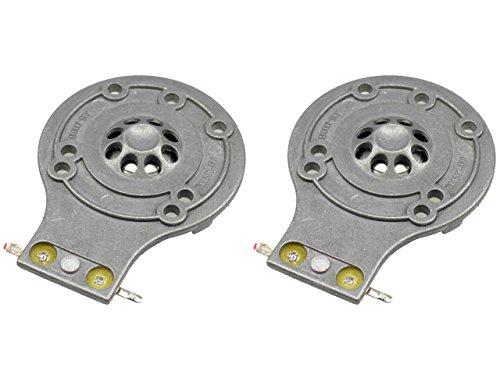 SS Audio Diaphragm for JBL 2412H, 2412H-1, 2413, JRX, TR Series, MPro, Sound Factor, D-2412-2 (2 PACK) ()