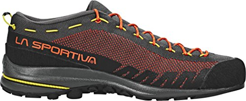 La Sportiva TX2 - Calzado - Gris/Naranja Talla 45 2017