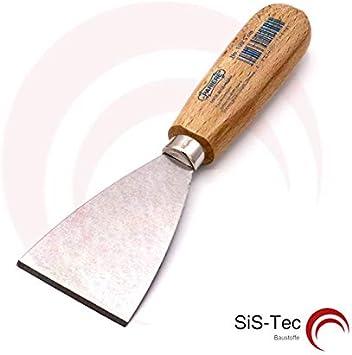 Rostabstecher 8 cm Malerspachtel Entrostungsspachtel Spachtel Tapetenspachtel