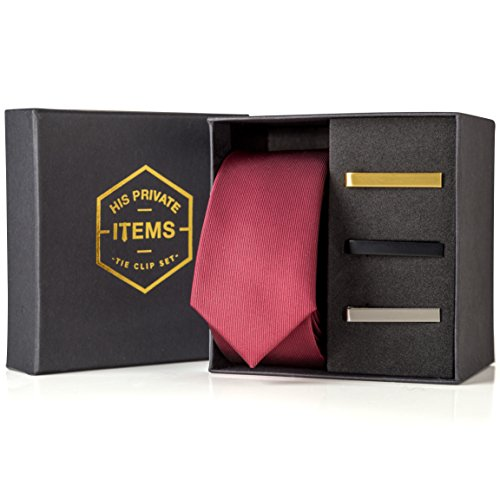 Red Skinny Tie 2