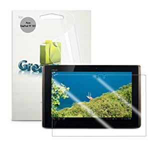 GreatShield Ultra Smooth Clear Screen Protector Film for Asus Eee Pad Transformer TF101 (3 Pack)