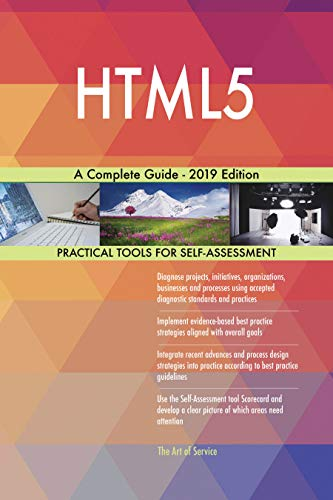 100 Best HTML5 Books of All Time - BookAuthority