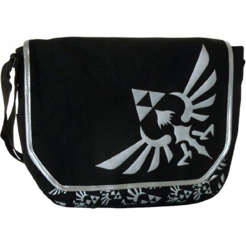 LEGEND ZELDA Triforce Symbol Messenger
