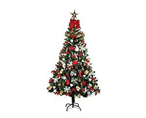 Christmas tree Merry Christmas with full parts-1.5 meters 95pcs s Strap set with stand