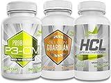 BiOptimizers Ultimate Digestive Solution Bundle - P3-OM - Gluten Guardian - MassZymes - Doctor-Fomulated