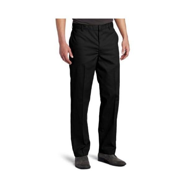 Dickies Men's Flat-Front Pant