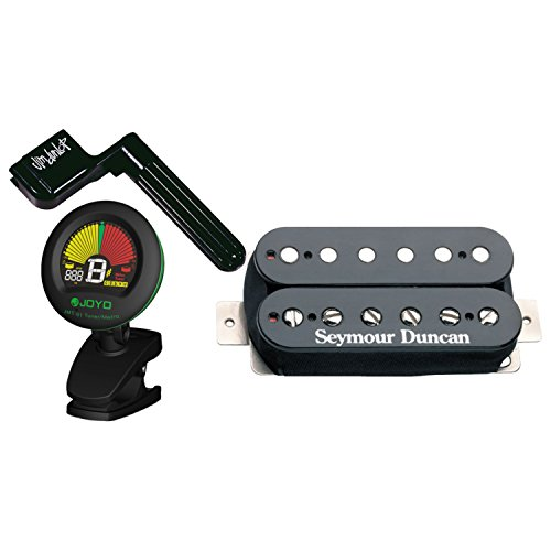Seymour Duncan SH-4 JB Model Humbucking Pickup w/Tuner and Winder (Beste Sh)