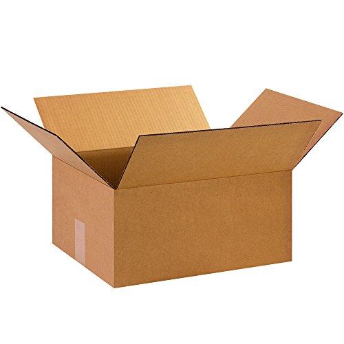 Tape Logic TL15137 Corrugated Boxes, 15