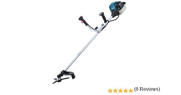 MAKITA EM4350UH Desbrozador 43Cc 4T, 1500 W, Negro, Azul: Amazon.es: Bricolaje y herramientas