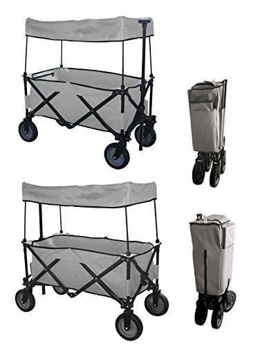 1 Fully Collapsible Stroller - 3