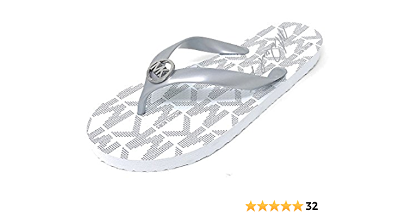 Michael Kors MK Rubber Flip Flops