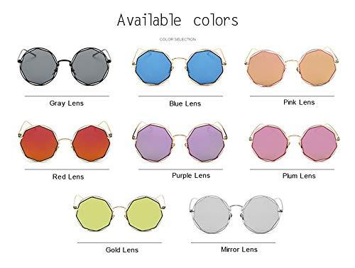 Lens Lunettes de Stillar Soleil Homme Purple Lens Red dBXSXwq