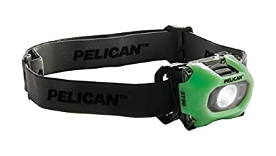 Pelican 027500-0100-110 LED Headlamp Faceplate
