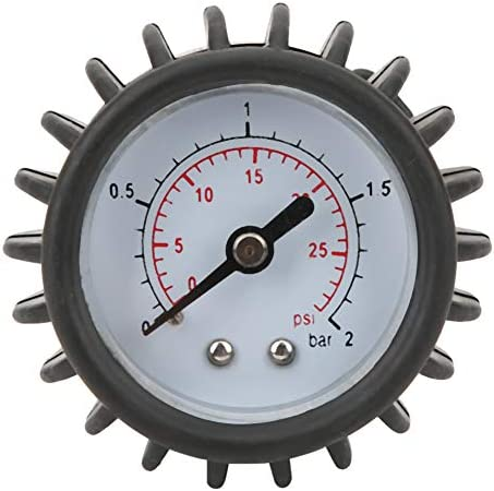 Kajak Luchtdrukmeter Opblaasbare Boot Barometer Rubberboot Unidirectionele Manometer Meetinstrument