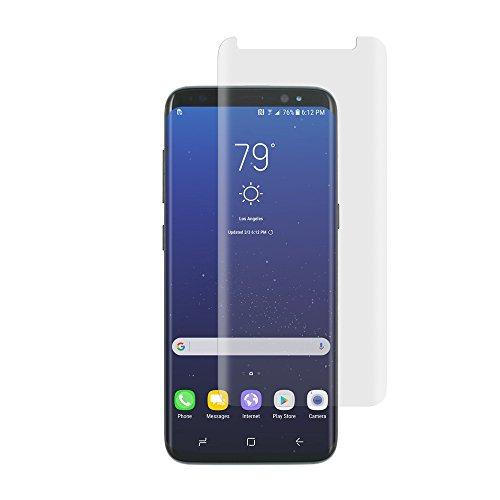 Incipio Incipio Screen Protector (Incipio PLEX Plus Shield Edge Tempered Glass Screen Protector for Samsung Galaxy S8)