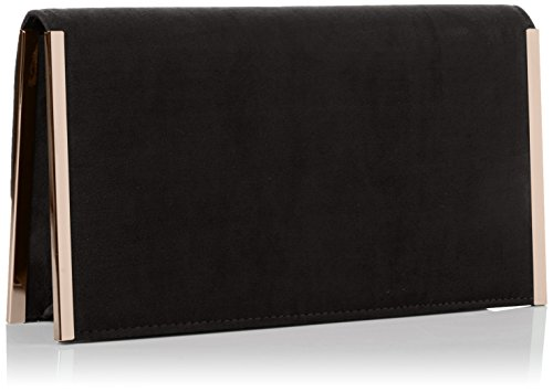 Noir Microfibre Sac Black Flamina Lotus FqwXAES