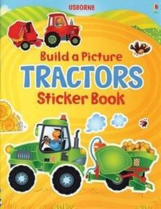 Read Online Build Pict Sticker Book Tractor pdf epub